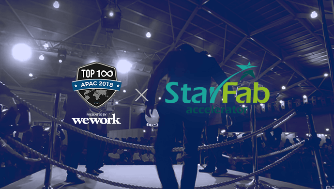 StarFab inks partnership with TOP100 to accelerate AI growth in Asia