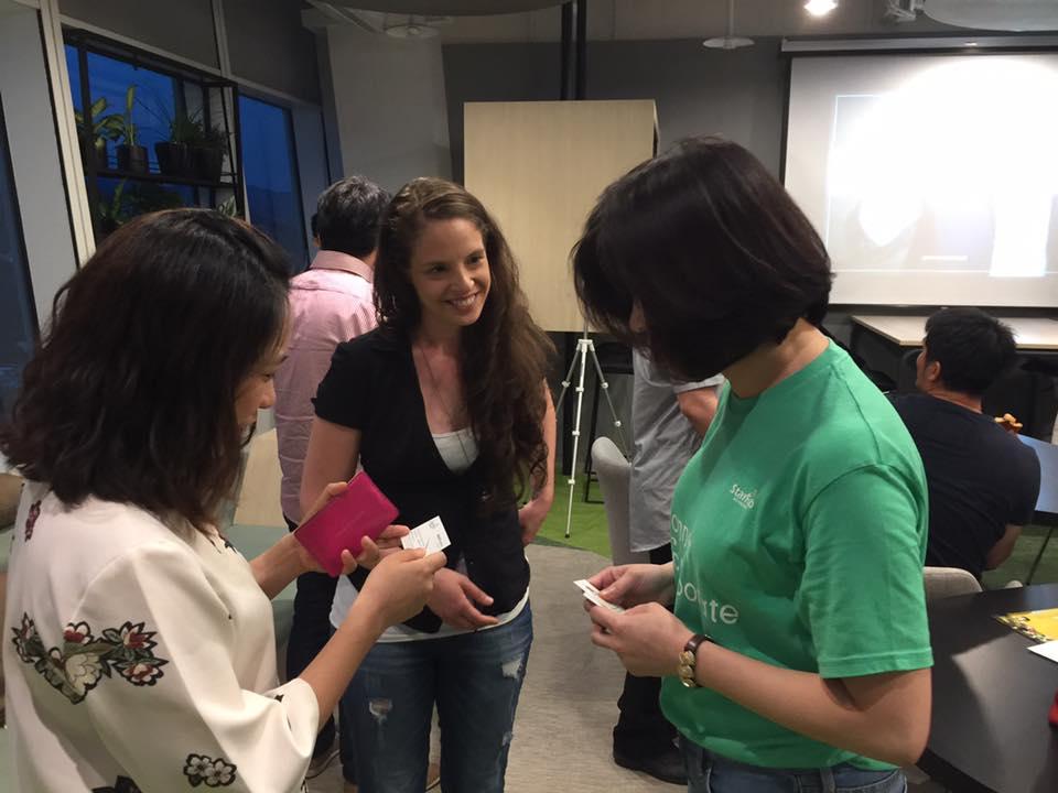 StarFab Meetup: Going Global